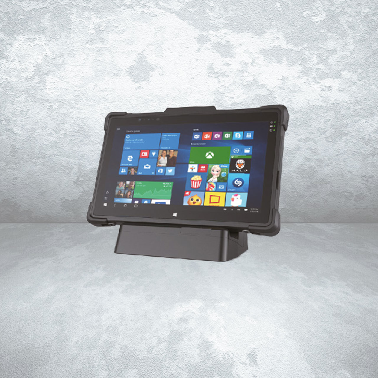 Tablettes CW8 / CW10 / CW12 (Windows et Android)